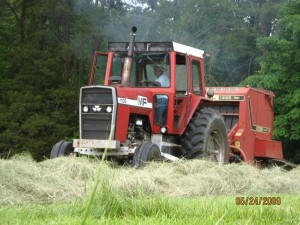 Chad Sale | Farming in North Carolina
