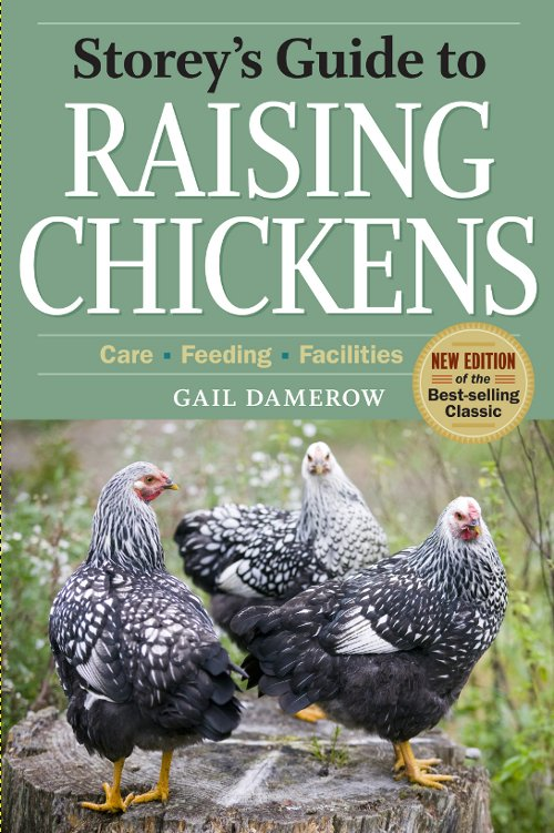 McMurray Hatchery | Books | Storey's Guide to Raising Chickens by Gail Damerow
