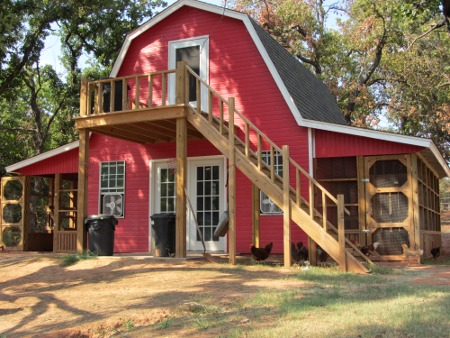 Chicken Coop Photos And Description From Maria Beason