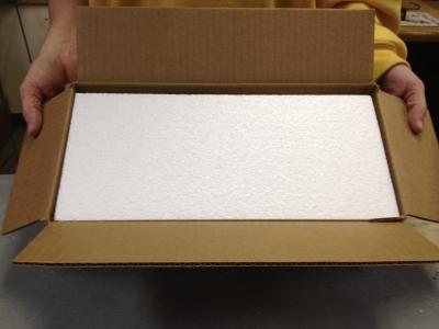 Styrofoam Top