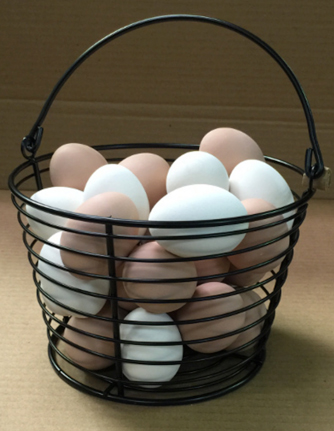 McMurray Hatchery | Wire Egg Basket