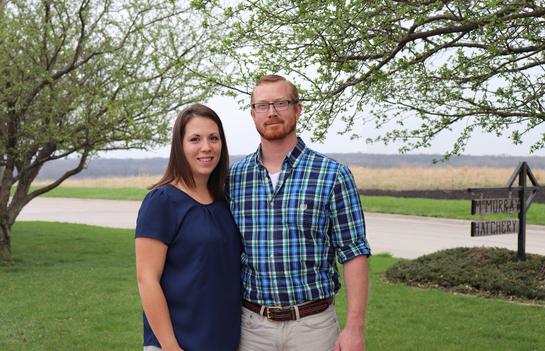 Meet Our Team: Tom and Ashley Watkins