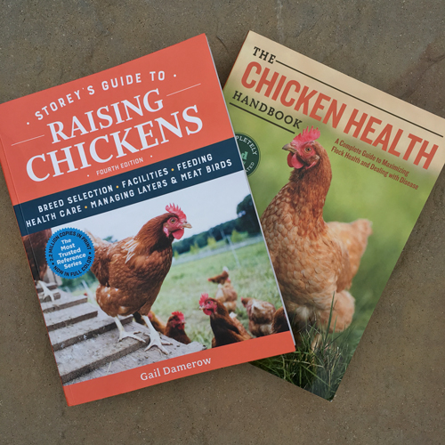 McMurrayHatchery | Books | Chicken Help Book Bundle by Gail Damerow