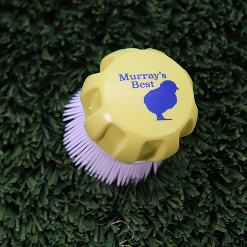 McMurray Hatchery | Egg Equipment | Murray's Best Egg Scrubber
