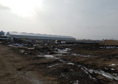 McMurray Hatchery | December 2018 | New Barn Construction