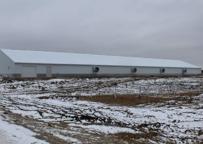 McMurray Hatchery New Barn | Building for the Future