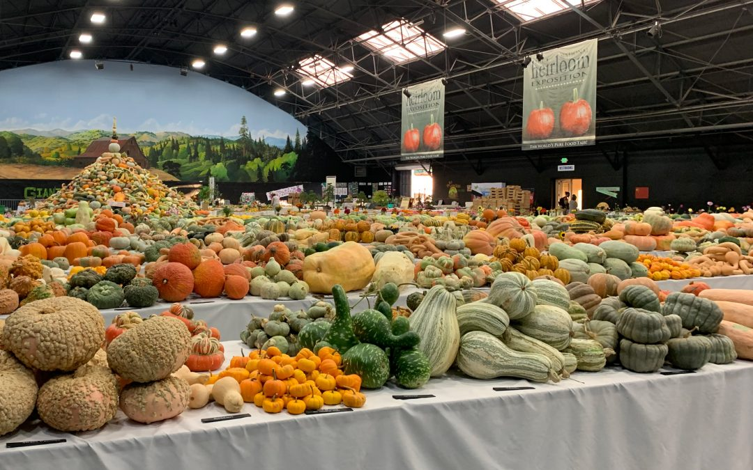 McMurray Hatchery at the 2019 National Heirloom Expo