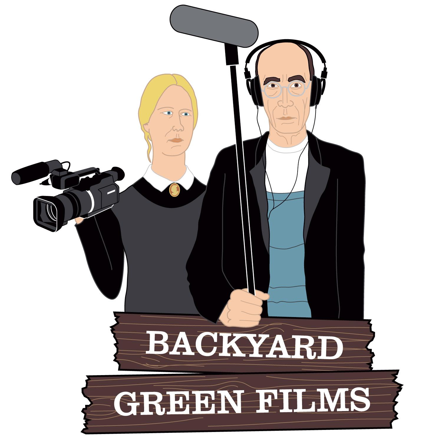 Backyard Green Film Podcast | Episode 31 Tom Watkins, Murray McMurray and the Free Exotic Chick