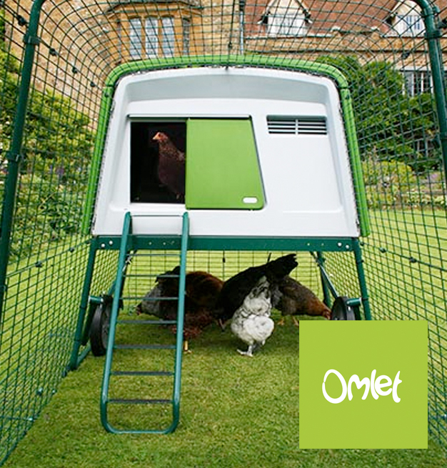 Omlet Eglu Chicken Coop