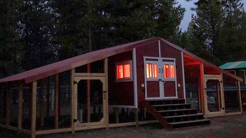 Hatt Coop | Custom Built Chicken Coop in Washington State
