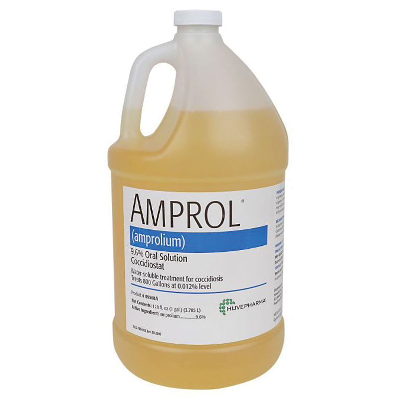 McMurray Hatchery | Amprolium 9.6 for Treating Coccidiosis in Poultry