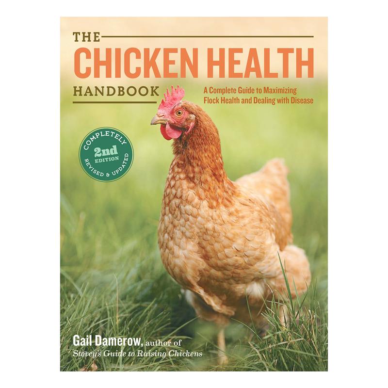 McMurray Hatchery   Books   The Chicken Health Handbook by Gail Damerow